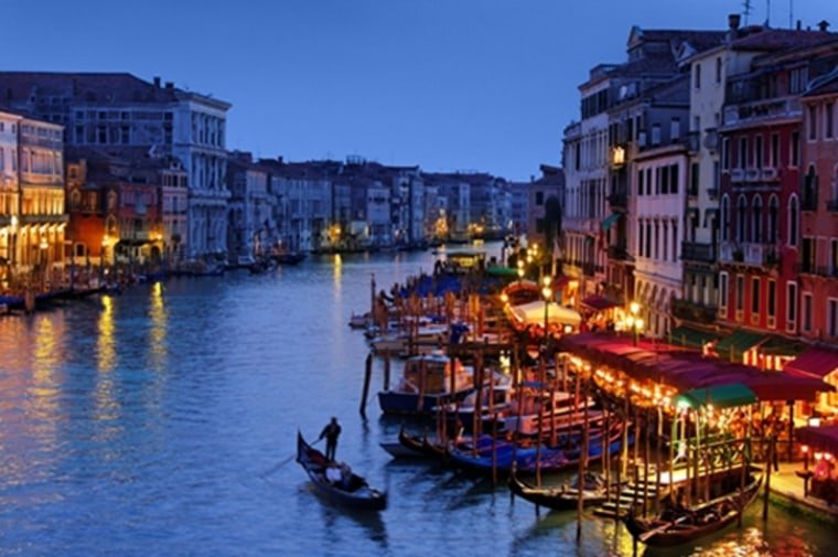 Walking across bridges and wandering down the narrow streets of the 188 small islands that make up the city, you may get lost, but you will definitely find yourself engaged by the rhythms and charm of Venice.