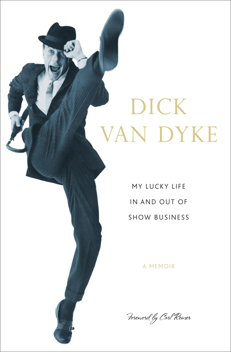 "Image: ""My Lucky Like In and Out of Show Business"" by Dick Van Dyke"