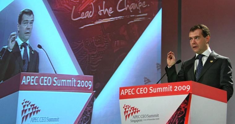 APEC-SUMMIT-SINGAPORE