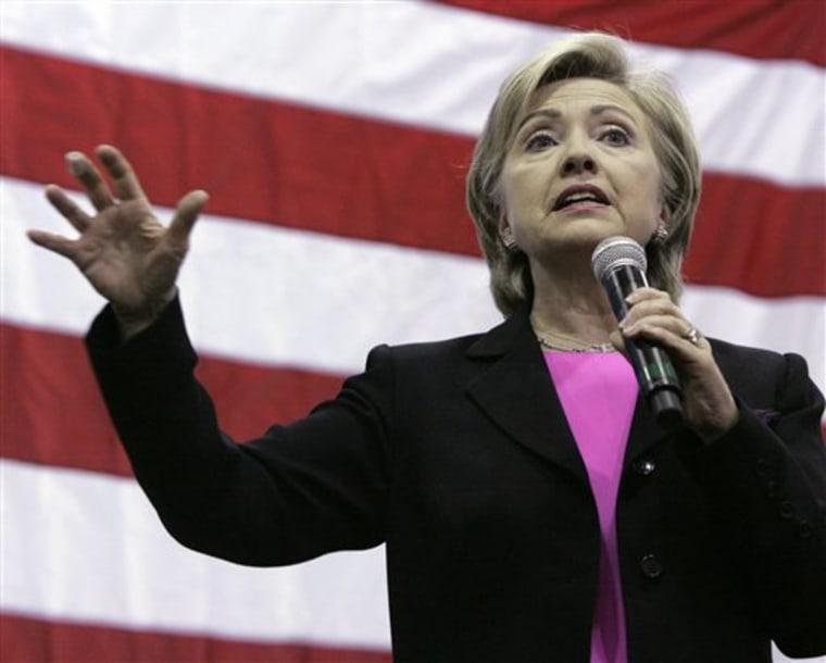Clinton 2008