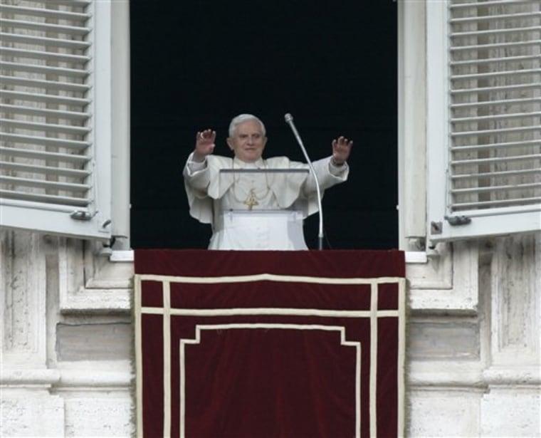 VATICAN POPE AFRICA