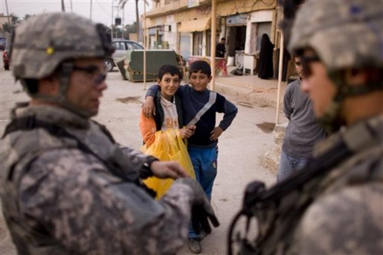 Iraq Toy Guns