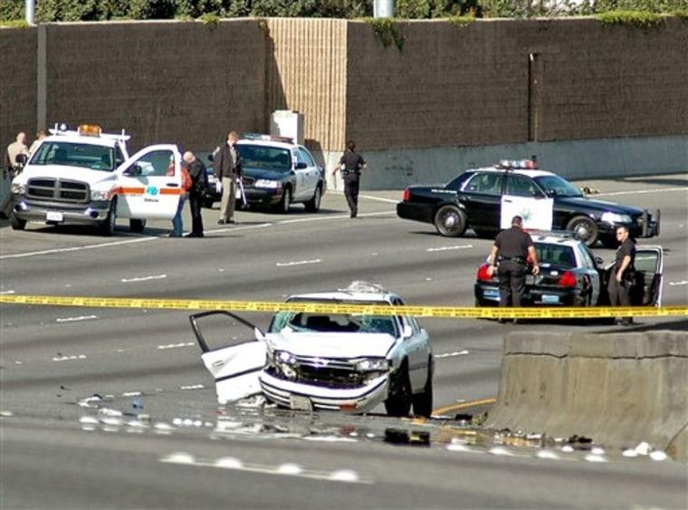 Freeway Shootings
