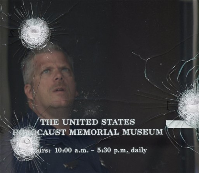 APTOPIX Holocaust Museum Shooting