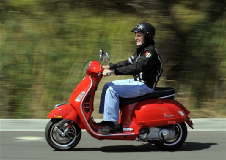 Stimulus Scooters