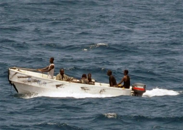 Somalia Fighting Pirates