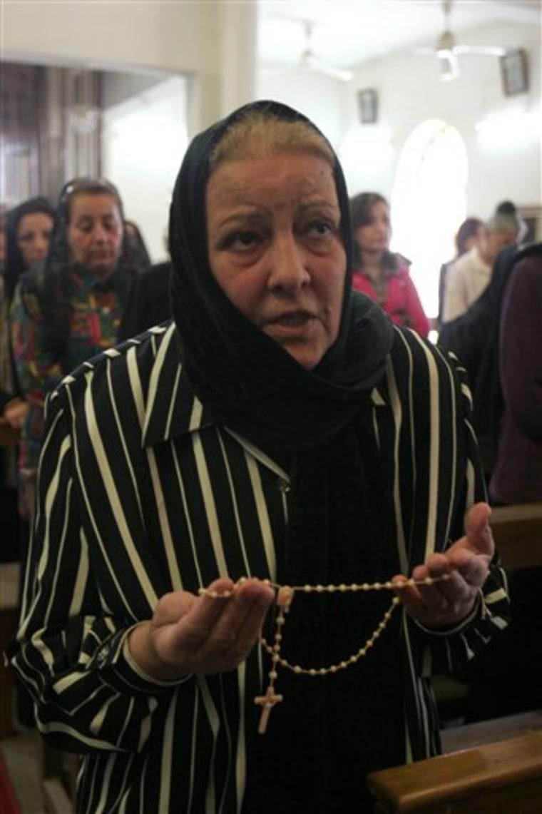 Iraq Easter