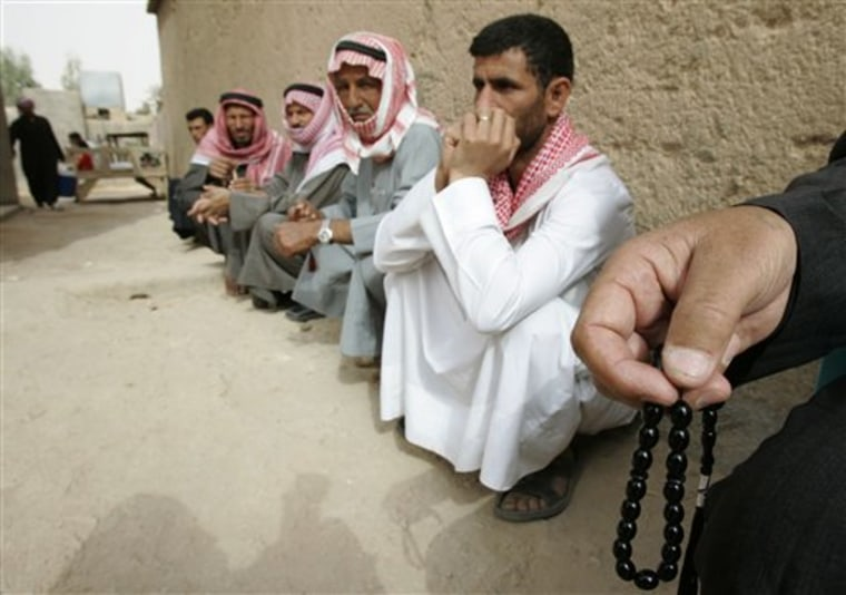 Iraq Al Qaida Route