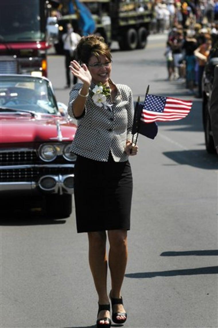 Palin New York