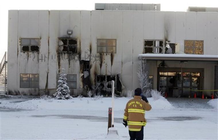Palin Church Fire