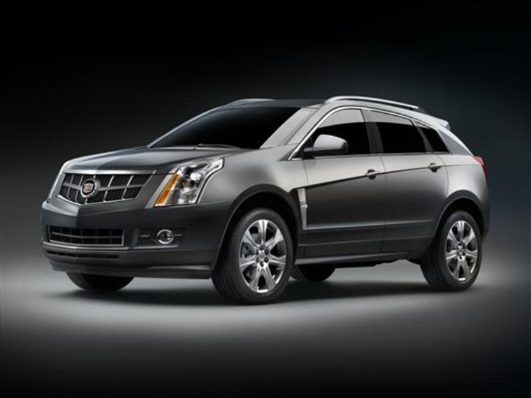 GM Cadillac SRX
