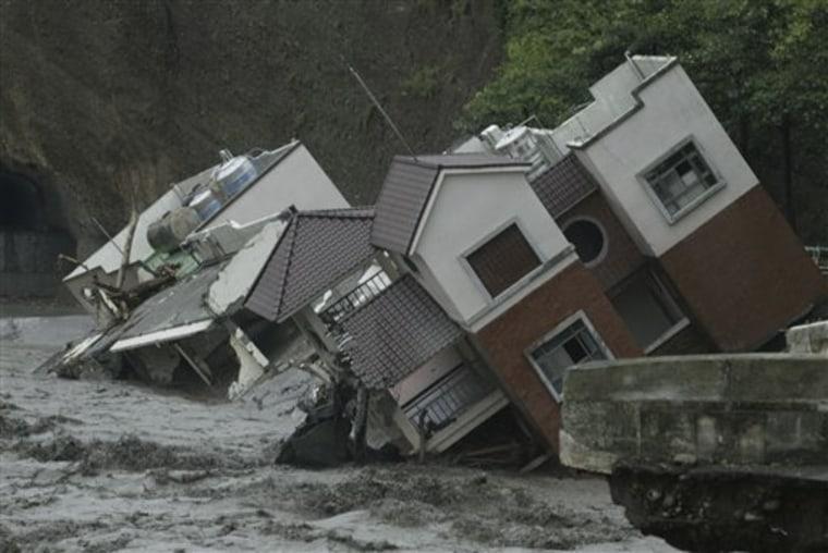 Taiwan Asia Storm