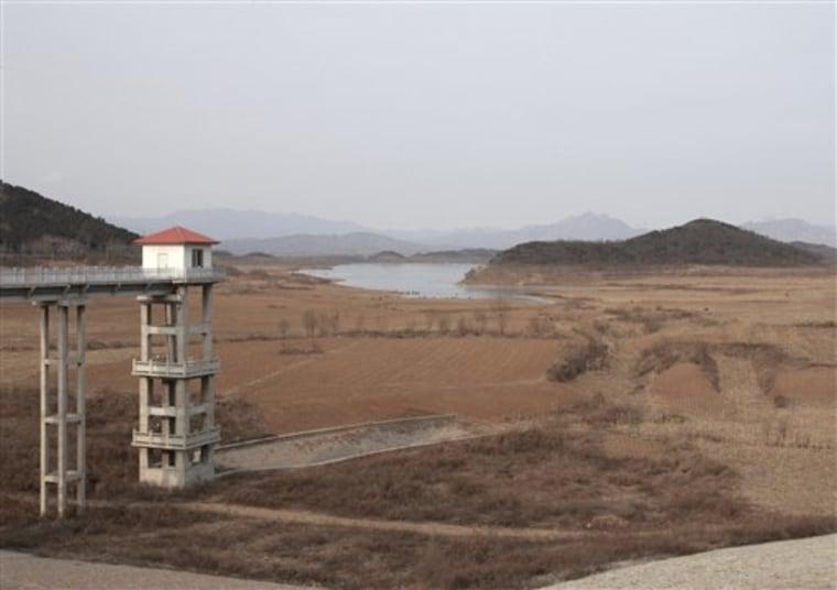 China Olympics Beijing Water