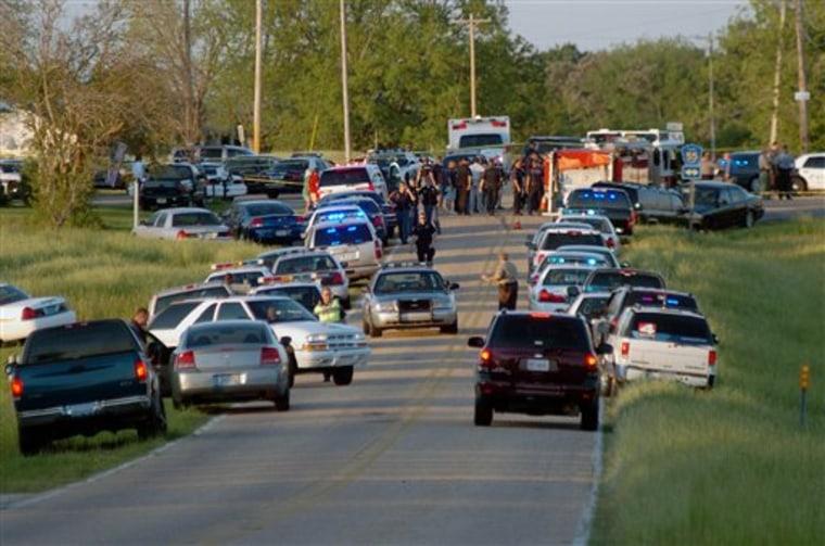Alabama Police Shooting