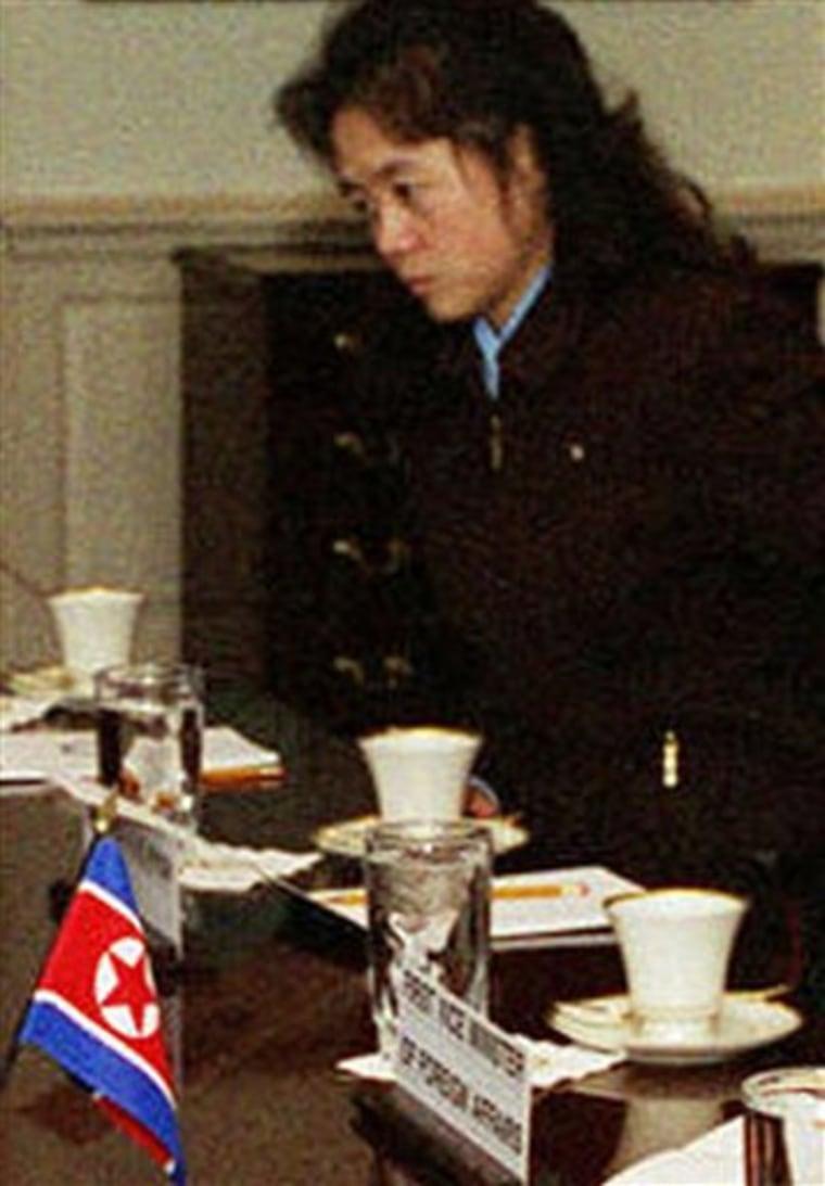 North Korea Kims Consort