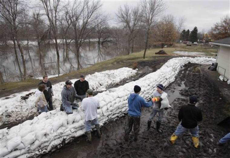 Midwest Flooding Fargo