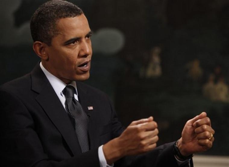 Obama AP Interview