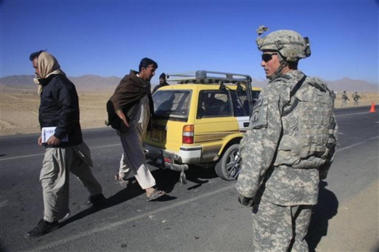 Afghanistan A Different War