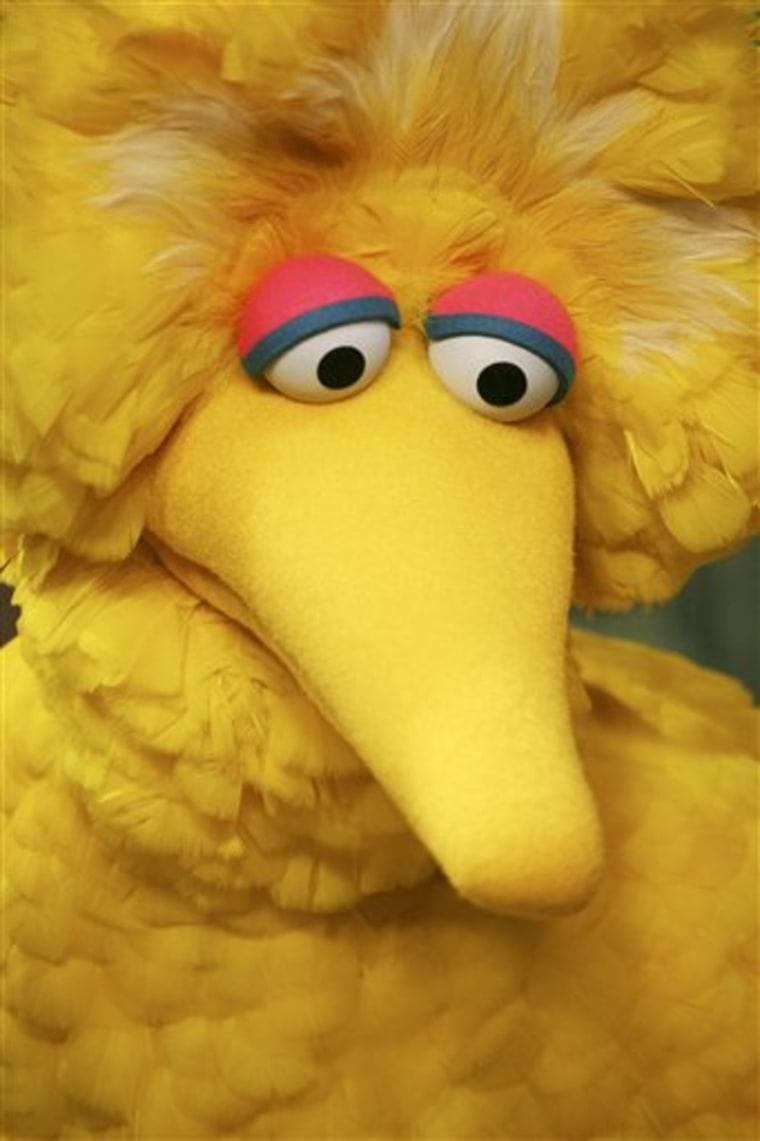 Hasbro Sesame Street