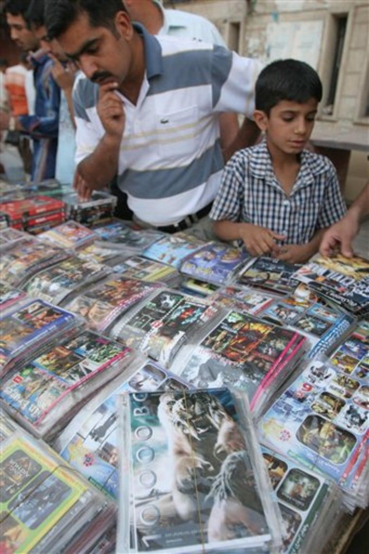Iraq Basra's Revival