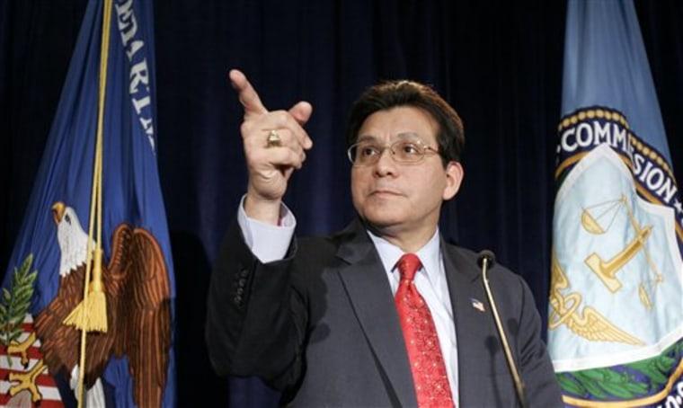 Gonzales Fired Prosecutors