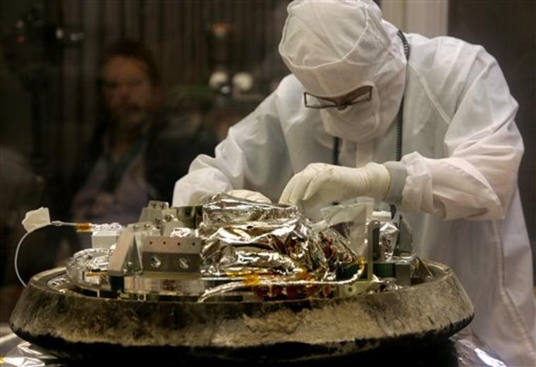 Smithsonian Comet Return