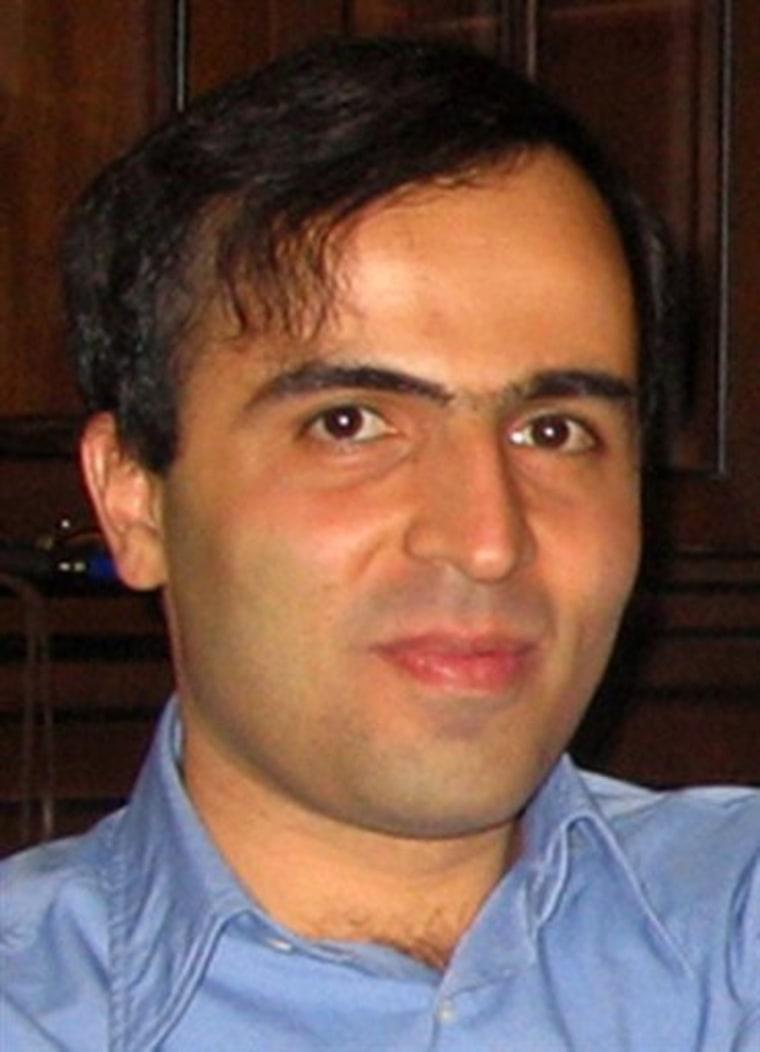 Iran Bloggers Death