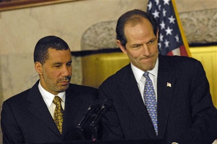 Spitzer Prostitution
