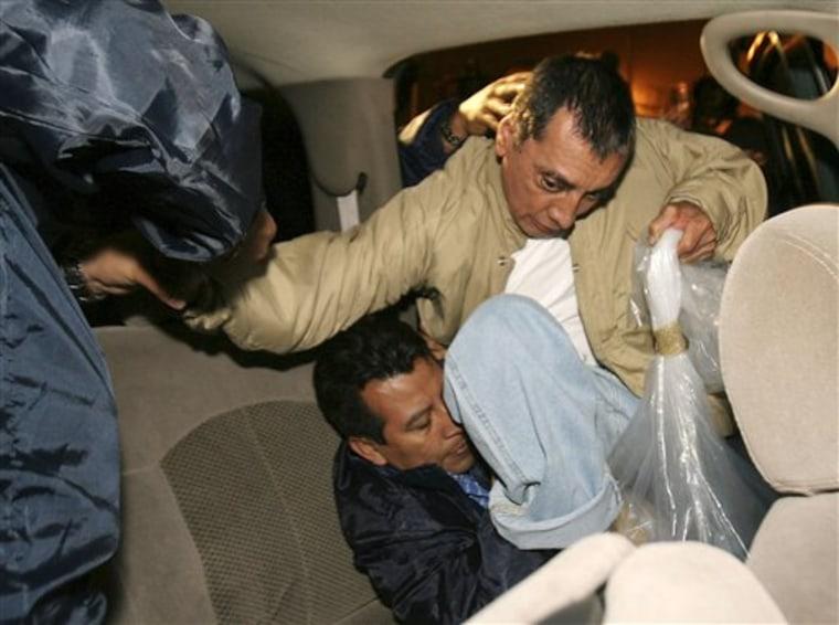 Mexico Ex Governor
