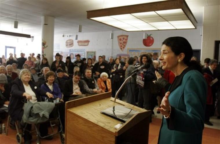 Campaign 2008 Maine Caucuses