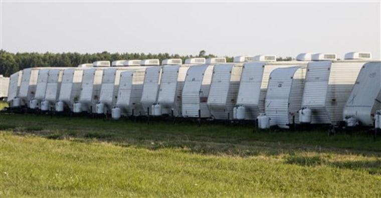 FEMA Disaster Housing