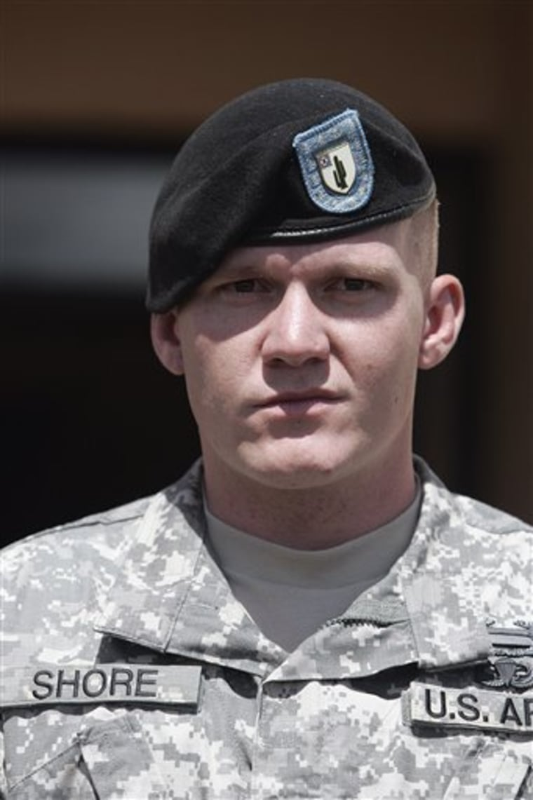 Soldier Court Martial