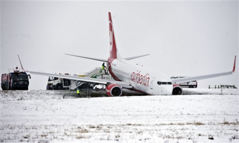 Germany Airport Accident