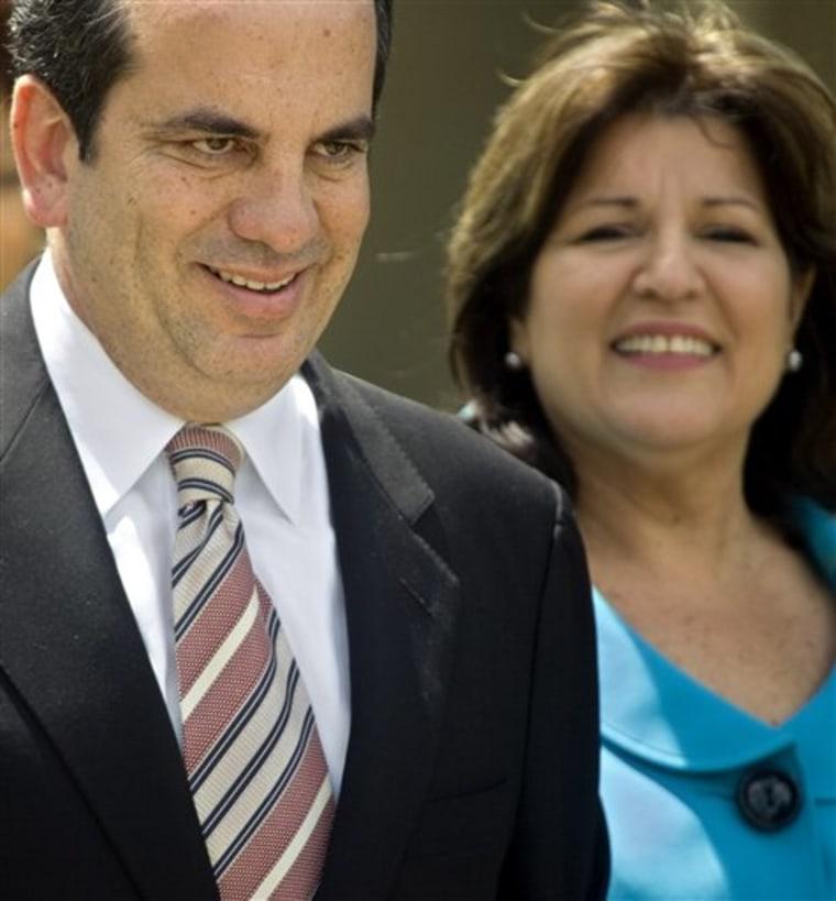 Puerto Rico Governor's Trial