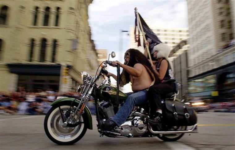 Muffled Motorcycles