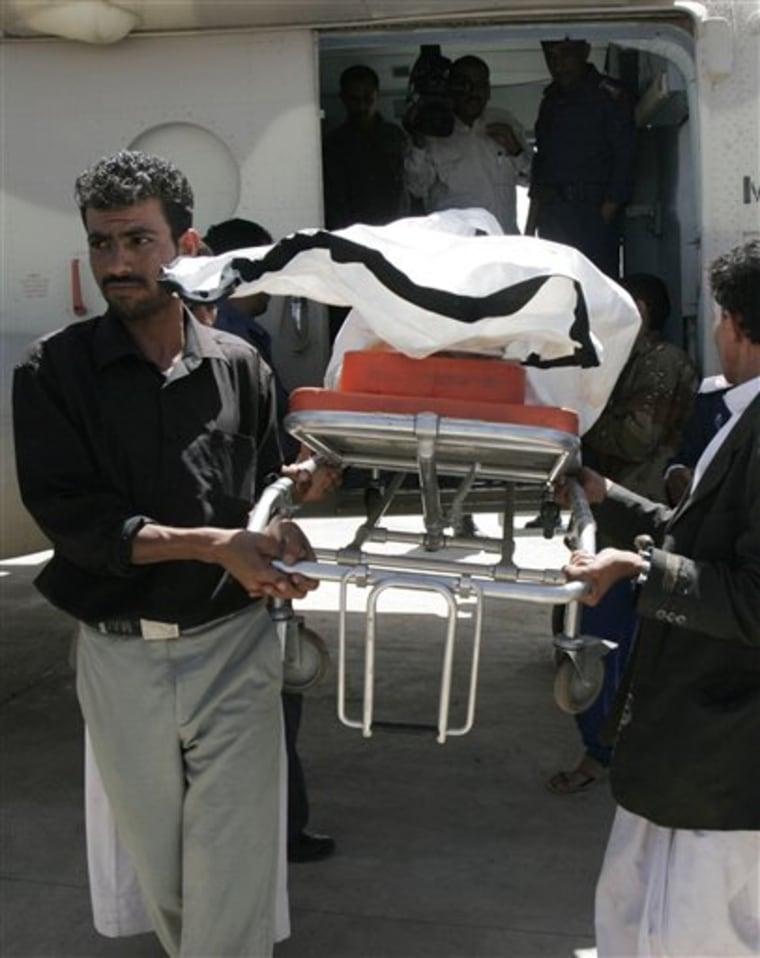 Mideast Yemen Kidnapping