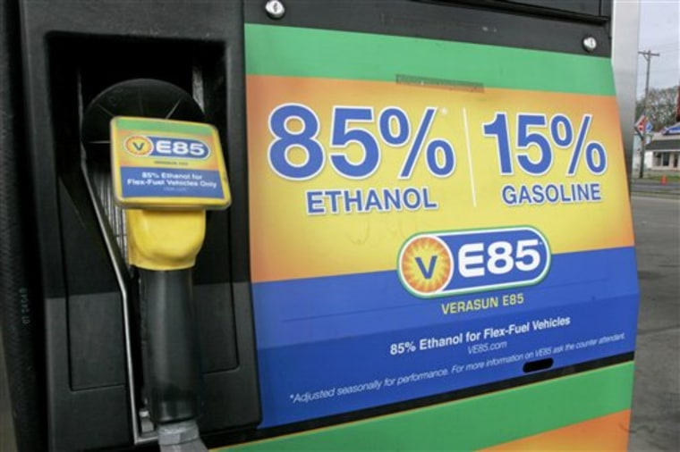 Ethanol Climate