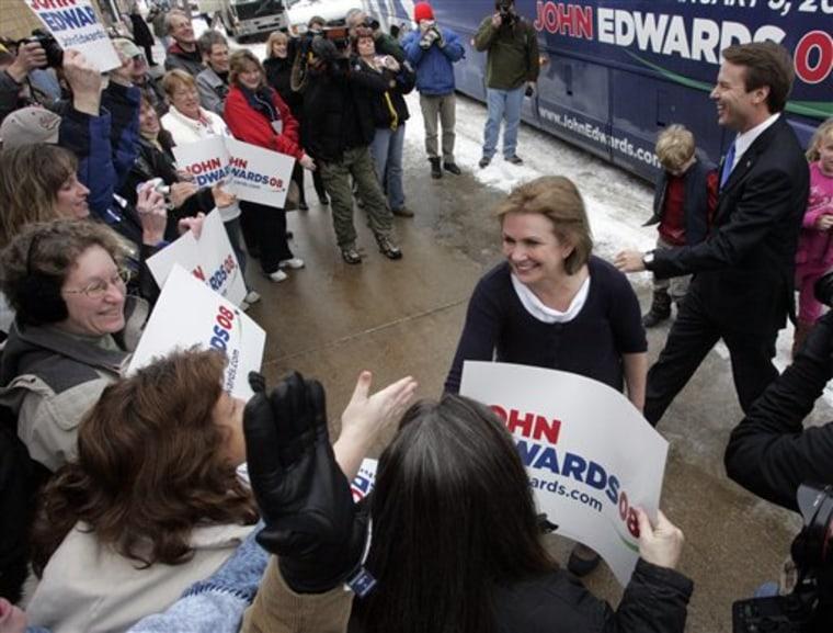 Edwards 2008 Iowa