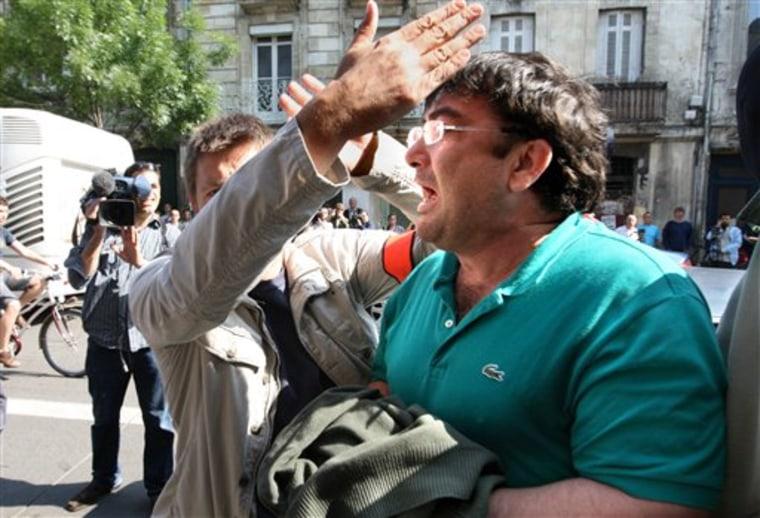 FRANCE SPAIN ETA ARRESTS