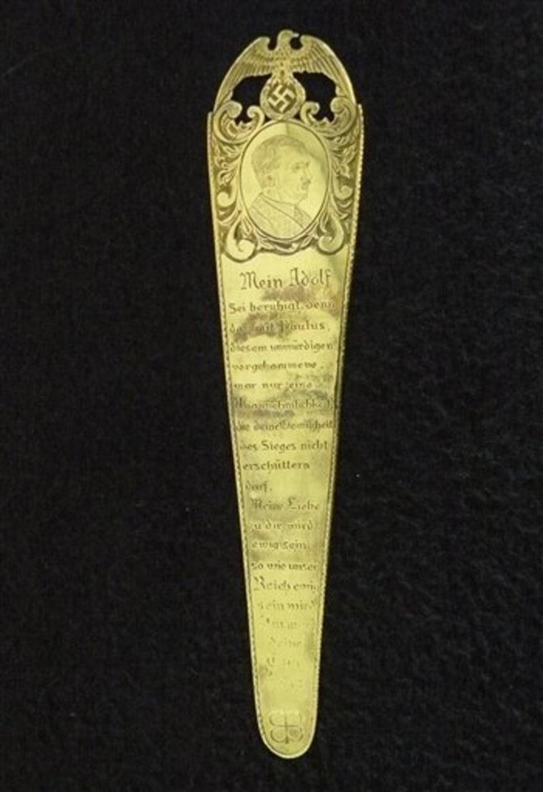 Hitlers Bookmark