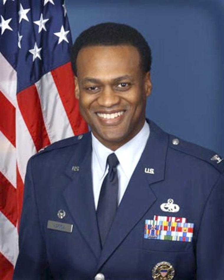 Air Force Rape