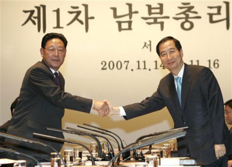 South Korea Koreas Talks