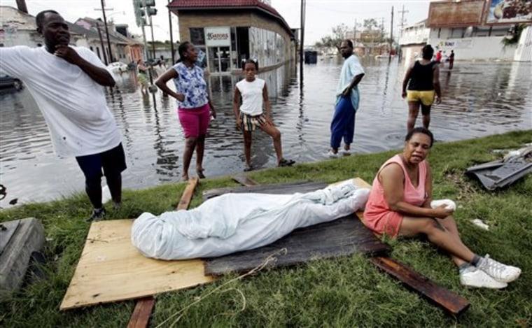 Decades End Katrina