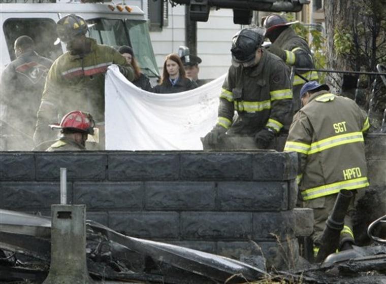 Highland Park Fires