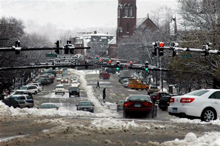 Northeast Snowstorm