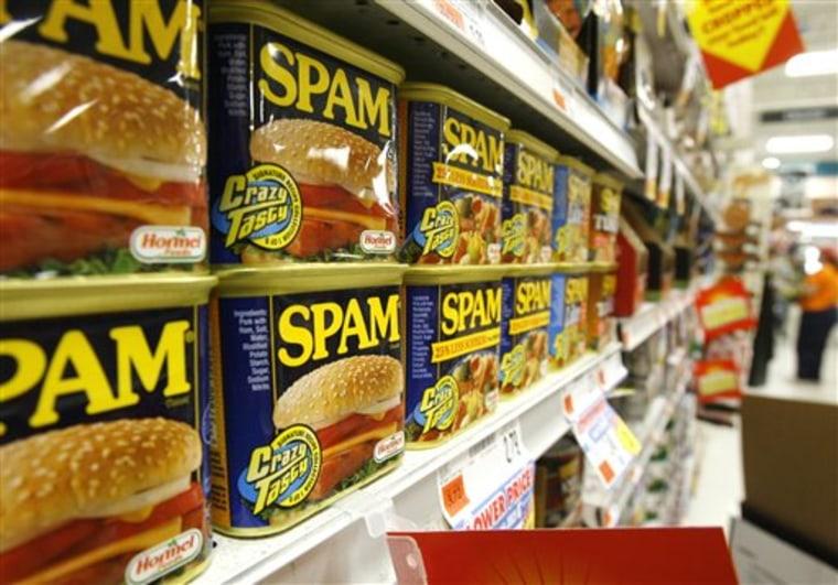 Spam Sales