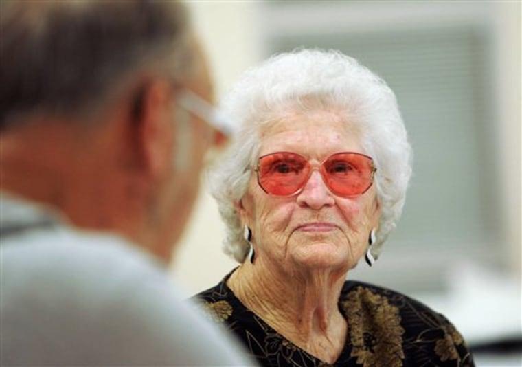 Financial Meltdown Elderly