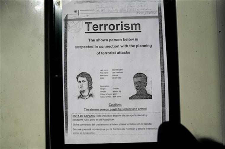 Afghanistan Germany Terror