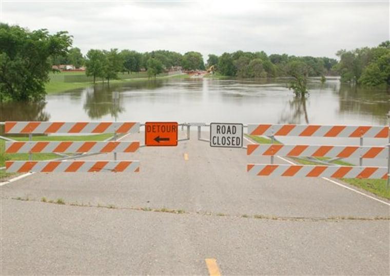 North Dakota Flooding