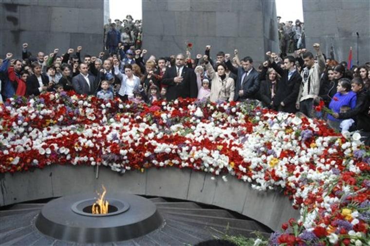 Armenia Mass Killings